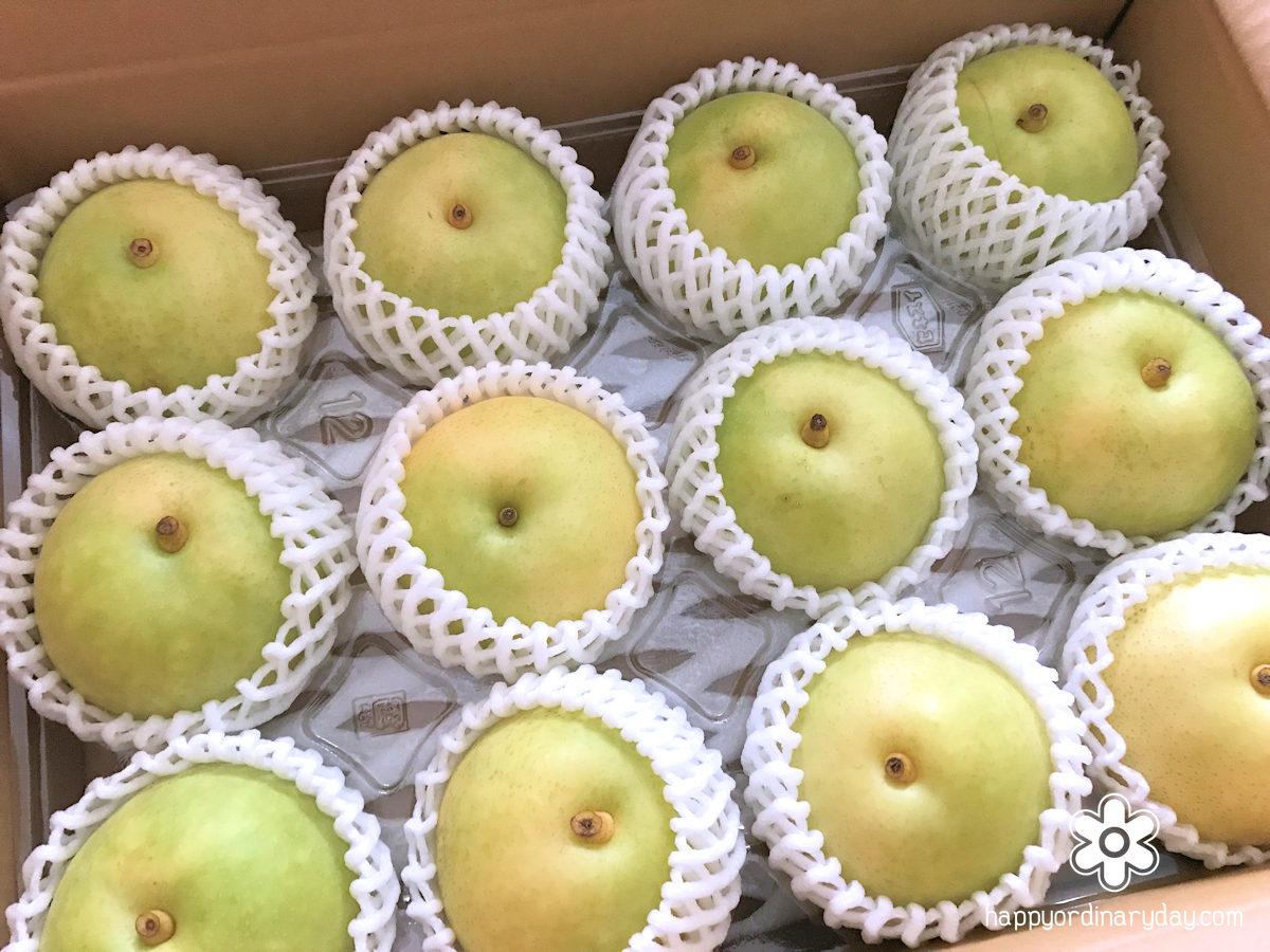 秋の味覚「二十世紀梨」を2週間経ってもおいしくいただく方法