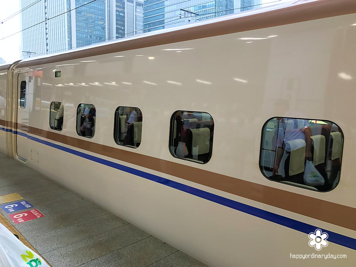 はじめての北陸新幹線☆東京→軽井沢
