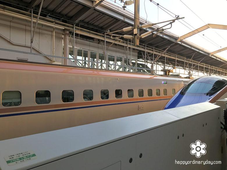 北陸新幹線 番外編