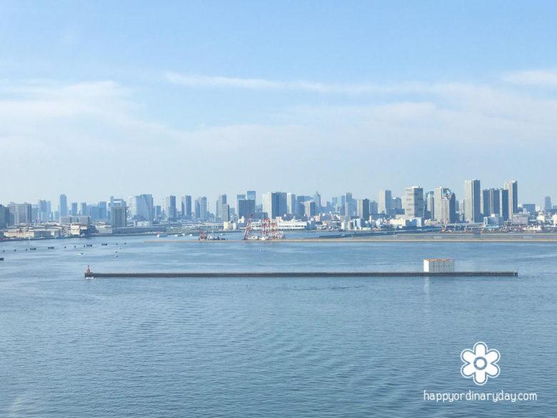 東京ゲートブリッジ・中央からの眺望