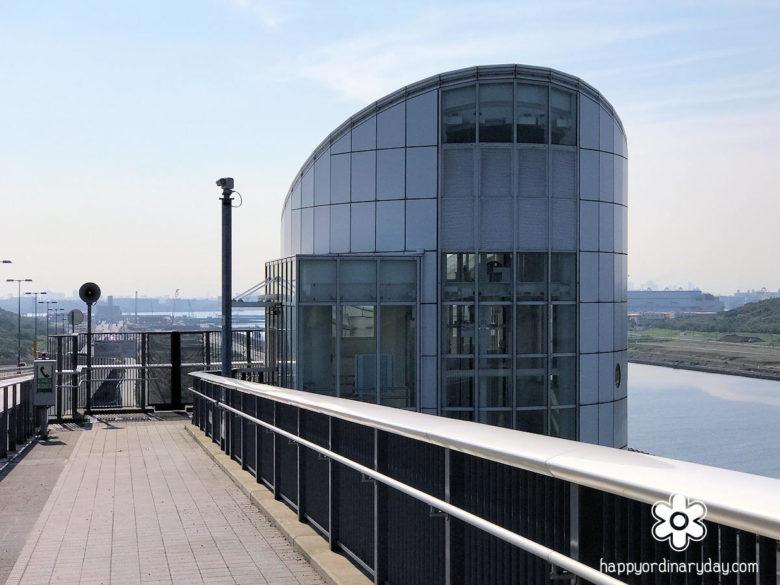 東京ゲートブリッジ・中央防波堤