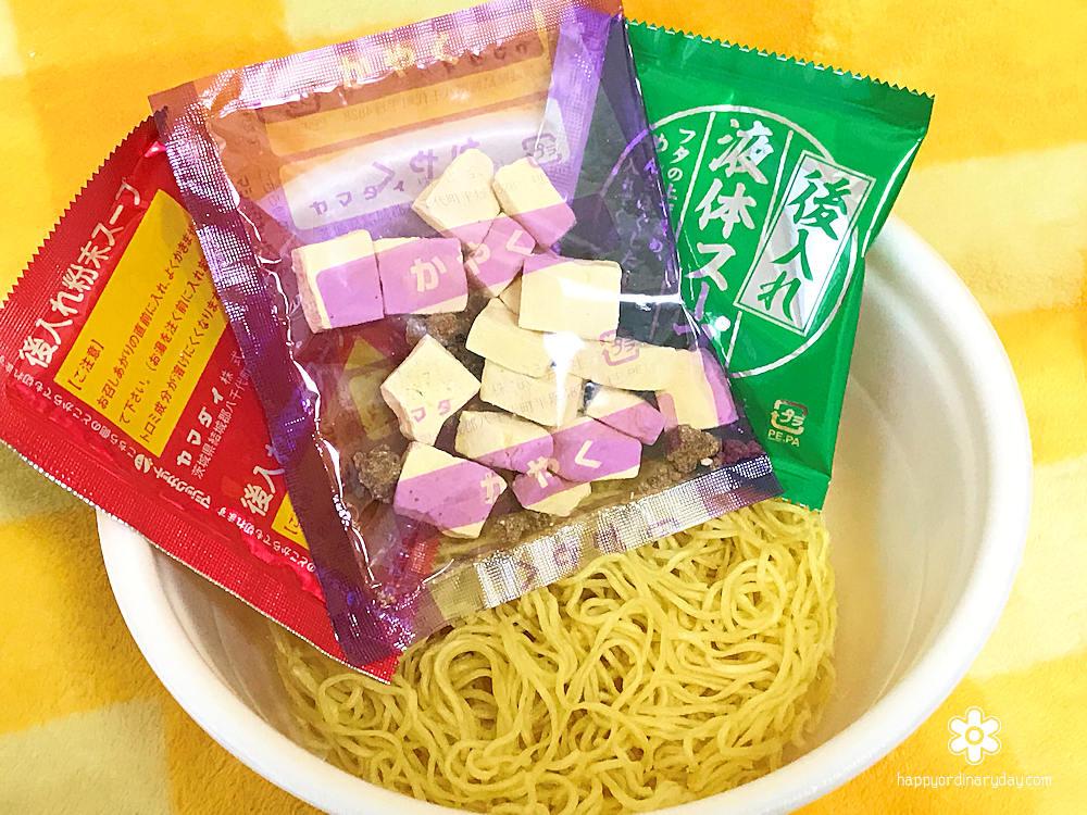 ヤマダイ「ニュータッチ 凄麺 さいたま豆腐ラーメン」
