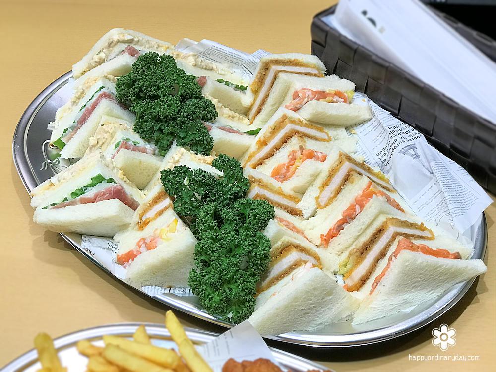 日本マイクロソフト・食事