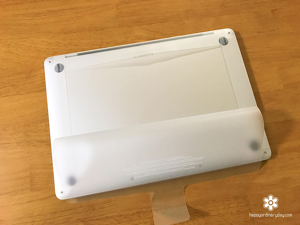 MacBook Pro 開封の儀