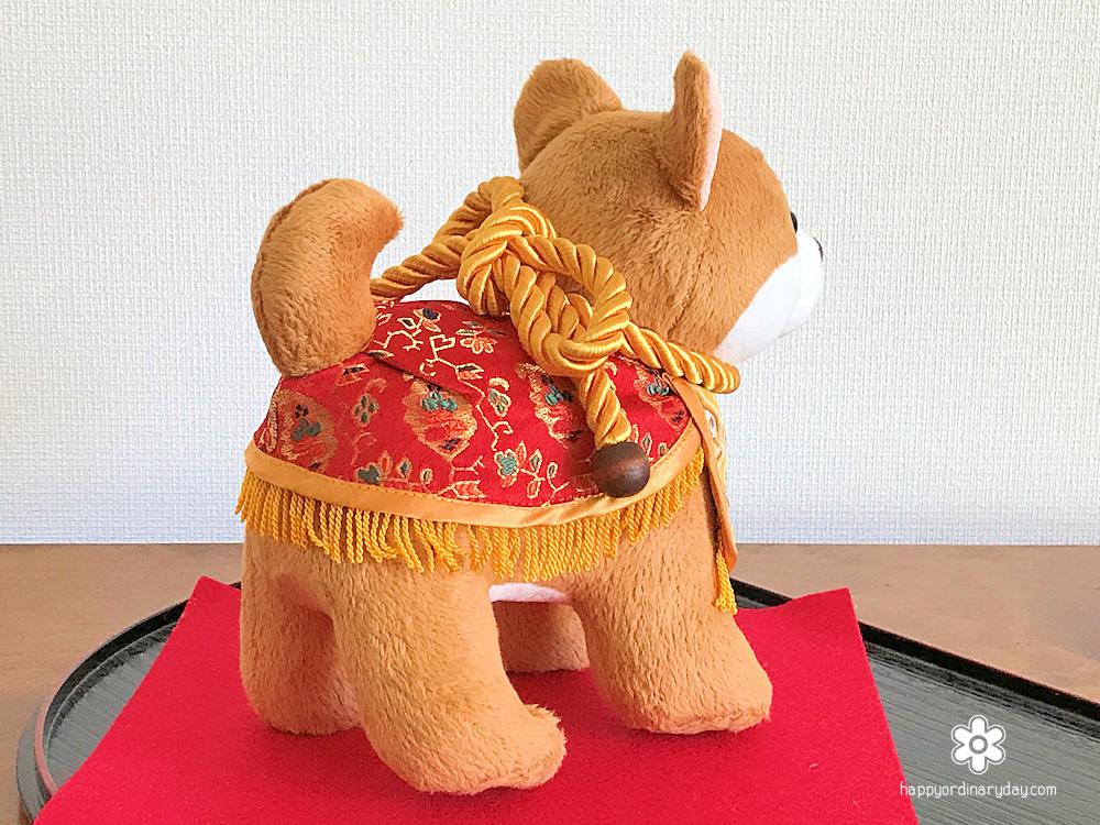 龍村美術織物 2018年干支マスコット人形